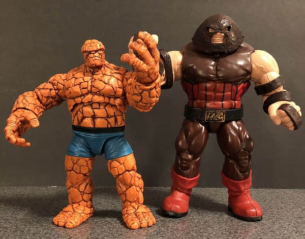 Marvel Legends The Thing Figure 9