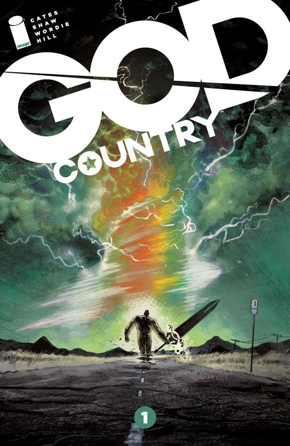 God Country to Be a Movie as Donny Cates Ascends to Global Superstar Status
