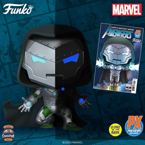 Funko Reveals New Marvel Comics PX Exclusive Pops