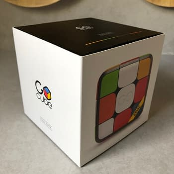 We Review The Bluetooth Enabled Rubiks Cube GoCube