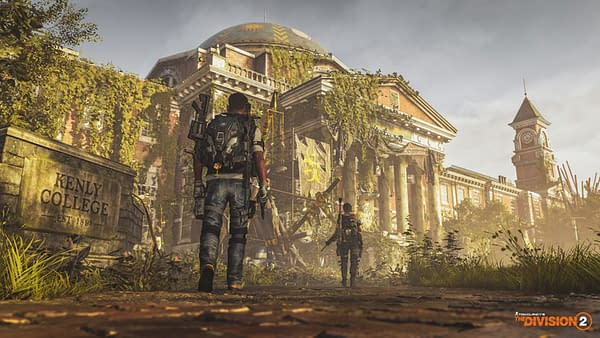 """The Division 2"" Announces A Release Date For DLC Episode 1"