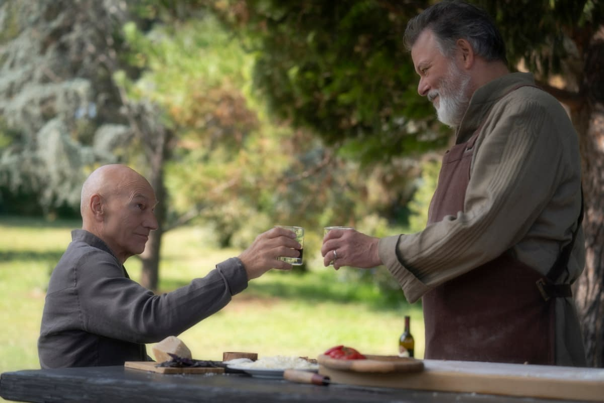 """""""Star Trek: Picard"""" Season 1: """"Nepenthe"""" Is Where the Heart Is [REVIEW]"""