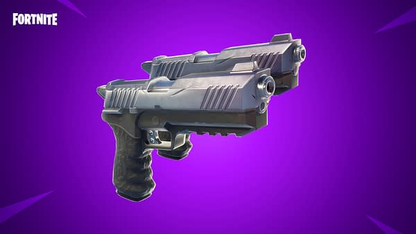 Epic Games Adds Dual Pistols to Fortnite in Latest Patch