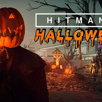 """Hitman 2"" Will Be Getting It's Own 2019 Halloween Event Tomorrow"