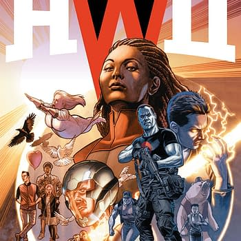 Harbinger Wars II #1 Advance Review: A Promising Start that Will Hopefully Pay Off