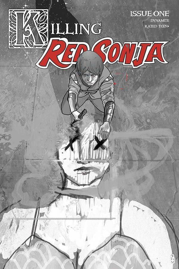 Death Of Red Sonja