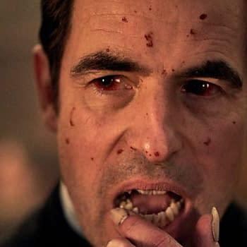 Try and Stay Calm Youre Doing Very Well &#8211 BBC Ones Dracula Trailer Drops at MCM London Comic Con
