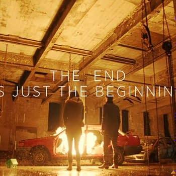 Rellik: Cinemax Teases UK Time-Reversed Murder Mystery Series