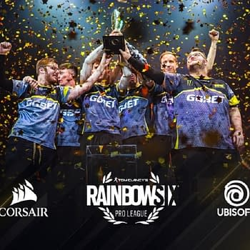 CORSAIR Announces Partnership With Rainbow Six Pro League