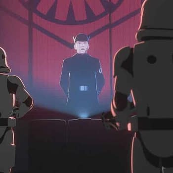 Star Wars Resistance Season 1 Episode 21 No Escape: Part One: Awww Hux [SPOILER REVIEW]