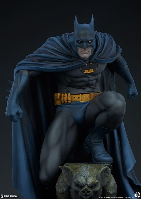 DC Comics Batman Premium Format Figure from Sideshow Collectibles
