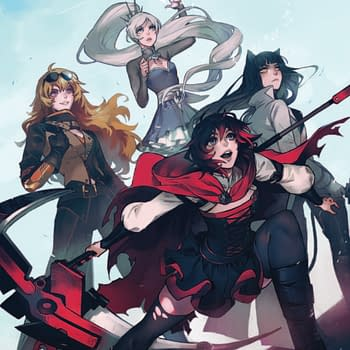 DC and Rooster Teeth Sitting in a Tree, M-A-K-I-N-G RWBY and gen:LOCK Comics