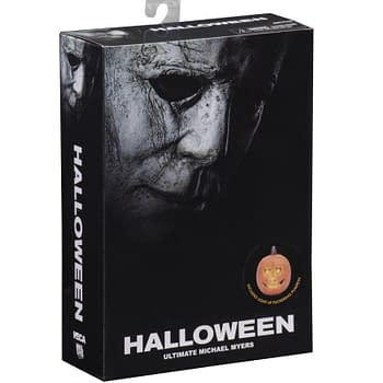 NECA Halloween 2018 Michael Myers Figure Boxed 1