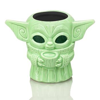 Baby Yoda Tiki Mug Available for Preorder Now at Toynk Toys