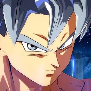 Ultra Instinct Goku Pose Dragon Ball FighterZ