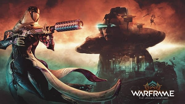 Warframe's The Jovian Concord Launches on PC Next Week