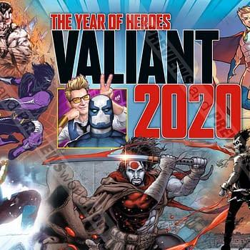 Valiant Launches Doctor Tomorrow in 2020 &#8211 Also Harbinger Ninjak Shadowman Punk Mambo Savage and X-O Manowar #Valiant2020