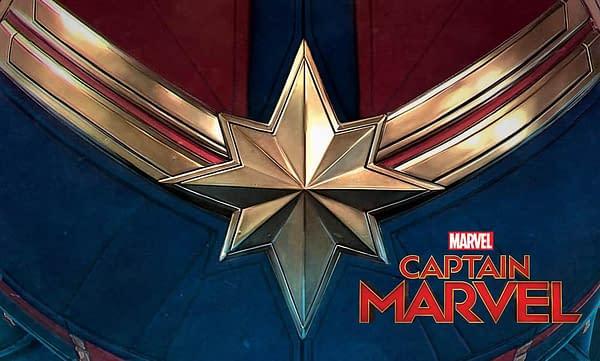 Sacré Bleu! Captain Marvel Comes to Disneyland Paris in 2019
