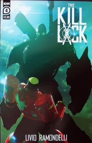 Kill Lock 4 cover on back order