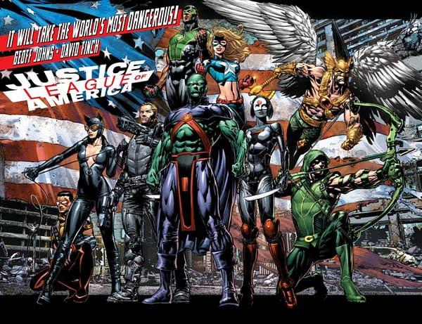 Dan DiDio Biggest Regret Was Year Two of the New 52.