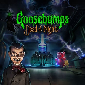 Scholastic & Cosmic Forces Announce Goosebumps: