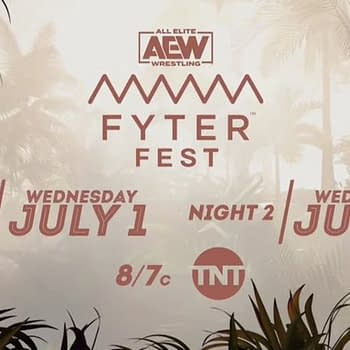 AEW Fyter Fest will take place on two episodes of Dynamite this year.