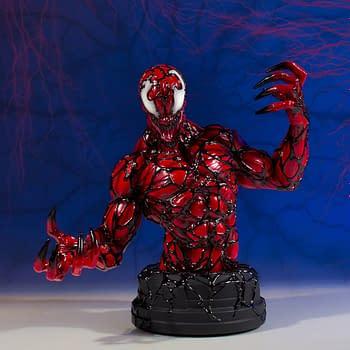 Gentle Giant Marvel Carnage Bust 1