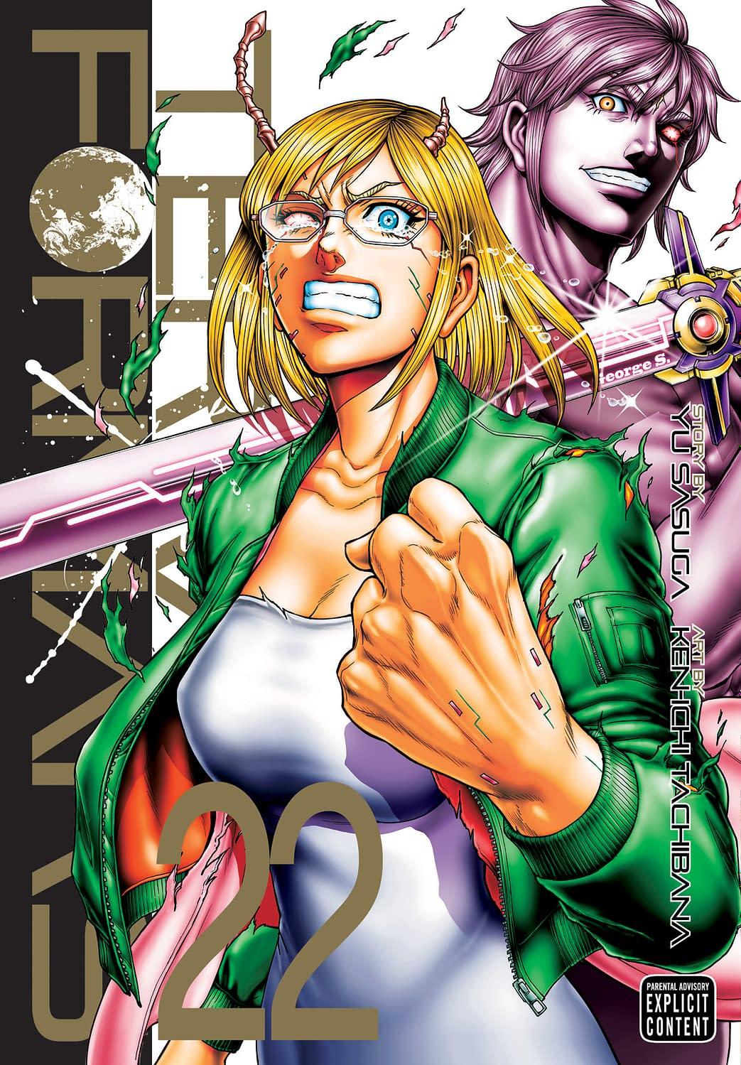 Viz Media Releases December Manga Releases