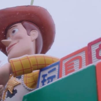 Toy Storys Woody and Jessie Move into Shanghai Disneyland