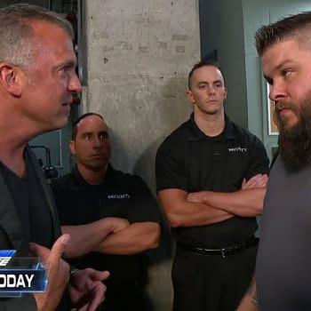 WWE Renews Commitment to Making New Stars, Brings Shane McMahon to Raw