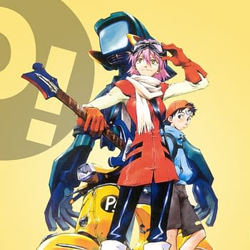 FLCL Seasons 2 And 3 Trailer Released At Anime Expo 2017