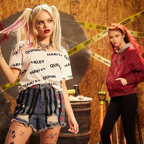 Looking to dress up as Harley Quinn for Galentine's Day?