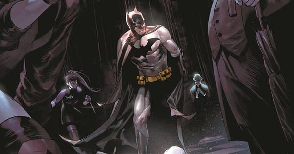 James Tynion IC Reveals a Brand New Punchline on Batman #87