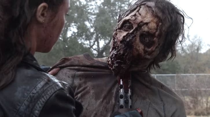 'Fear the Walking Dead' Season 5 Promises Planes, Beer and Accordions - But Anything Happens to the Cat? We Riot! [VIDEO]