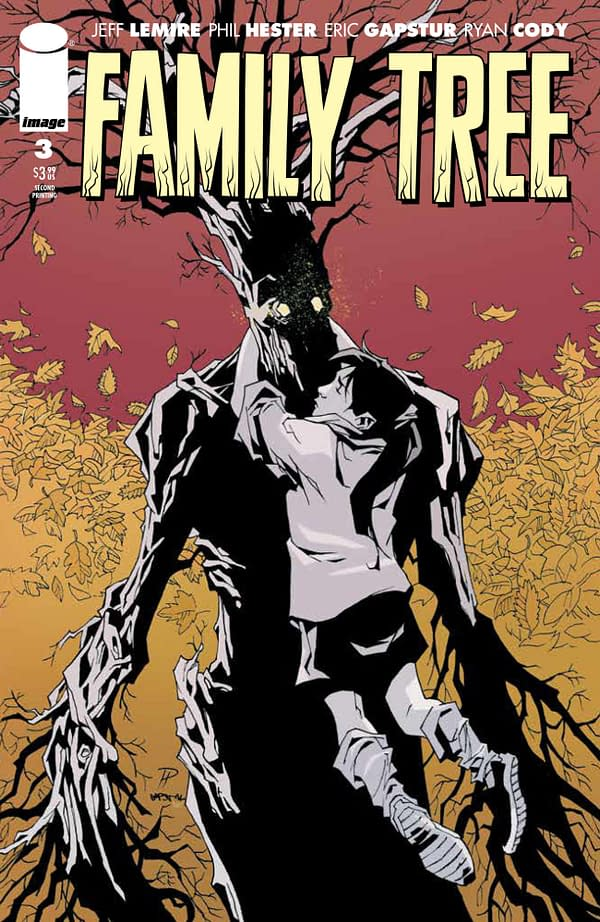 Family Tree and Killadelphia Get Multiple Sell-Outs From Image Comics