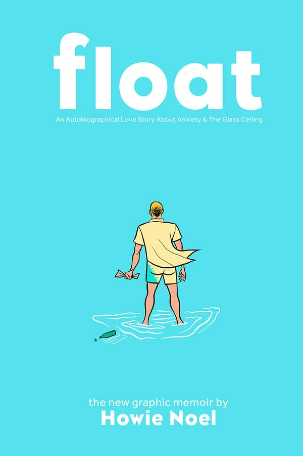 Learning To 'Float': How Making This Comic Saved My Life