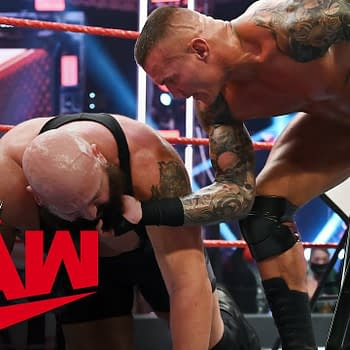 WWE Raw 7/20/20 Report Part 3: Ric Flair is Conspicuous In His Absence