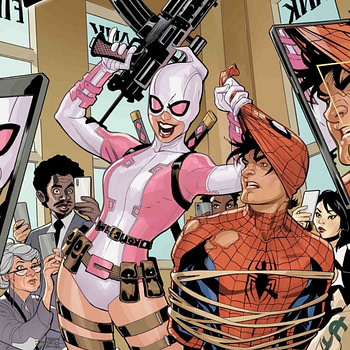 Gwenpool Strikes Back in New Mini From Leah Williams and David Baldeon