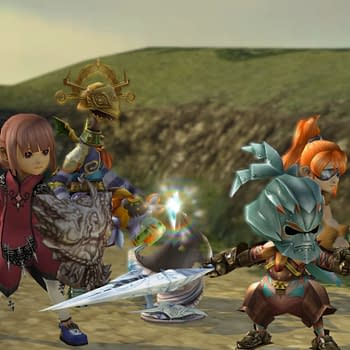 Square Enix Reveals Final Fantasy Crystal Chronicles Release Date