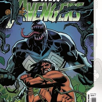 Empyre: Savage Avengers #1 Review: A Conan and Venom Team-Up