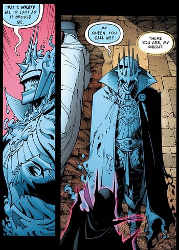 Transforming The Batman Who Laughs in Death Metal #2 (Spoilers)