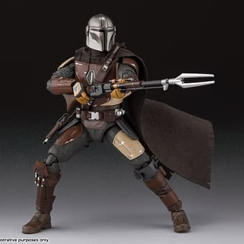 The Mandalorian Returns with a New S.H. Figuarts Figure.