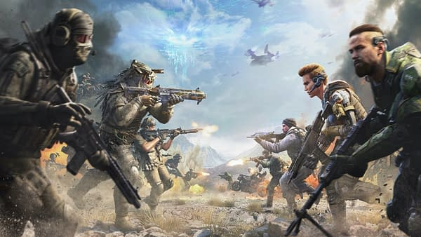 """Call Of Duty: Mobile"" Has Launched Season 4: Disavowed"