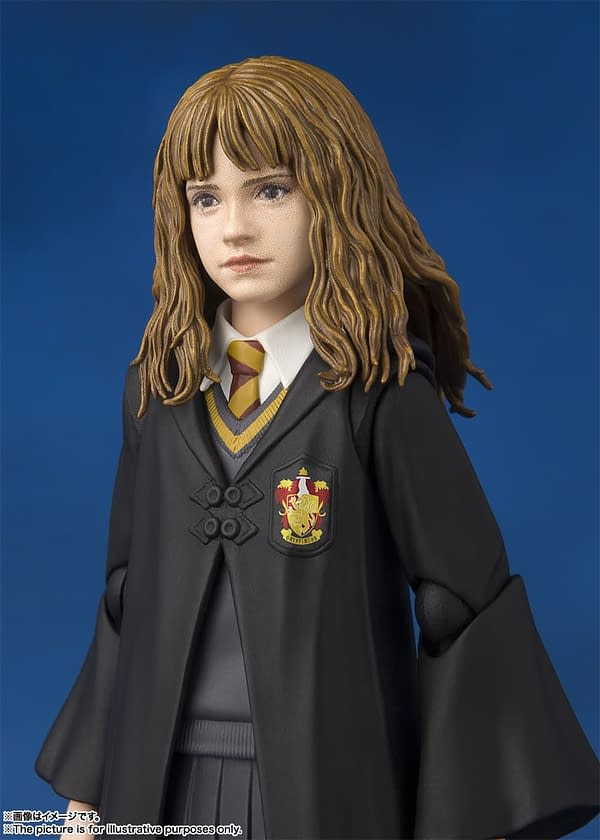 SH Figuarts Harry Potter Hermione 7