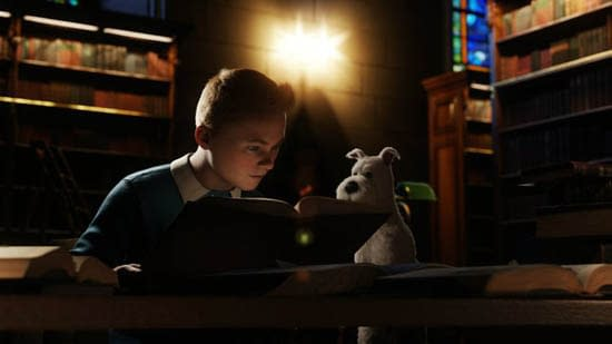 New Trailer For Tintin Has Characters And Story