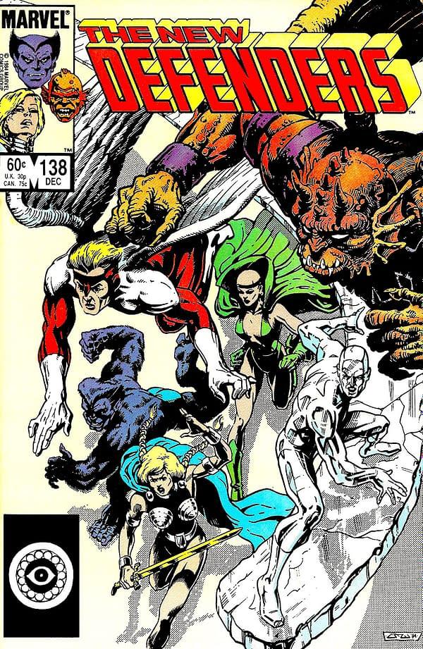 Marvel Unlimited Back Catalog Adds Defenders, Gargoyle, and Uncanny Origins in December