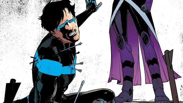 Nightwing #26 Review: The Return Of Huntress!