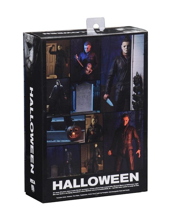 NECA Halloween 2018 Michael Myers Figure Boxed 2
