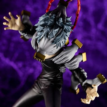 "Kotobukiya Gets Villainous With New ""My Hero Academia"" Artfx Statue"