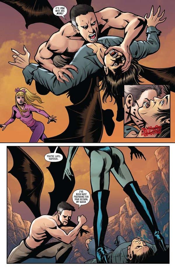 Amy Chu's Isolation Writer's Commentary for Red Sonja & Vampirella Meet Betty & Veronica #10.